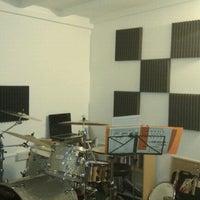 Photo taken at Jim Farey Music Studio by Jim F. on 5/18/2012