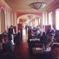 Photo taken at Café Louvre by CEDOK z. on 5/18/2012