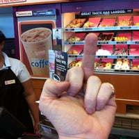 Photo taken at Dunkin' Donuts by Eric Thomas C. on 6/2/2012