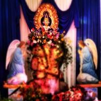Photo taken at Iglesia De Los Angeles by Jo®ge on 8/7/2012