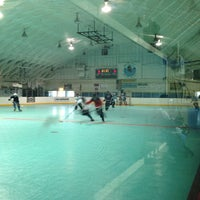 Photo taken at Water City Roller Hockey by Alex G. on 8/9/2012