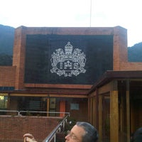 Photo taken at Pontificia Universidad Javeriana by Daniel José P. on 8/2/2012