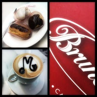 Photo taken at Brunetti Caffe مقهى برونيتي by ELNAZ on 7/2/2012