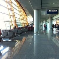 Photo taken at Beijing Capital International Airport (PEK) by Cosmas W. on 3/11/2012