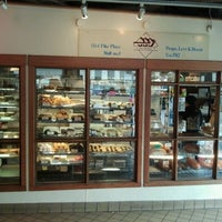 Photo taken at Three Girls Bakery by Kennedy S. on 5/29/2012