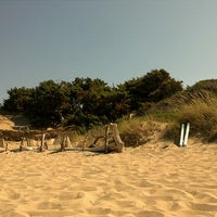 Photo taken at Spiaggia Rodos by Andrea J. on 6/24/2012