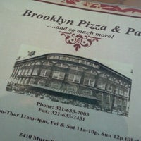 Photo taken at Brooklyn Pizza & Pasta by Sam R. on 8/13/2012