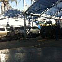 Photo taken at Rapidito Car wash by Sergio C. on 5/3/2012