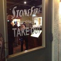 Photo taken at Stonefire Grill by LoveLilyStarGazers on 2/15/2012