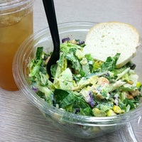 Photo taken at Simply Salad by Tiff B. on 3/19/2012