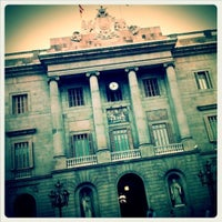 Photo taken at Ajuntament de Barcelona by Demos B. on 8/28/2012