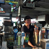 Photo taken at On The Rocks Bar and Grill by Bill D. on 8/17/2012
