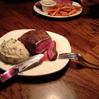 Photo taken at Outback Steakhouse by David A. on 5/26/2012