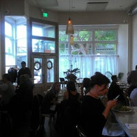 Photo taken at Heirloom Café by Humphrey C. on 4/4/2012