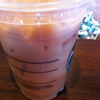 Photo taken at Starbucks by chamruong J. on 6/23/2012