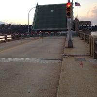 Photo taken at Oceanic Bridge by CJ H. on 7/9/2012