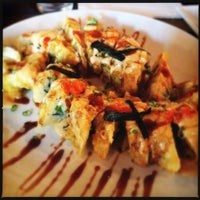 Photo taken at Sushi Monster by Nicole d. on 8/18/2012