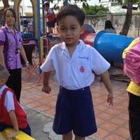 Photo taken at สนามเด็กเล่น สุวรรณวงศ์ by ชาย ข. on 8/6/2012