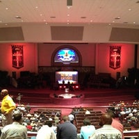 Photo taken at Oak Cliff Bible Fellowship by Arthur G. on 7/14/2012