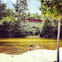 Photo taken at Praia de Pium by Rizlano S. on 9/8/2012