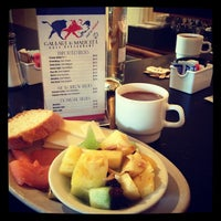 Photo taken at Gaulart & Maliclet French Café Fast and French Inc. by Leslie on 6/8/2012