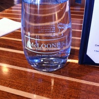 Photo taken at McLoone's Boathouse by Denny T. on 2/22/2012