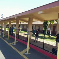 Photo taken at Kamali'i Elementary Hm of The Pueo by Chris O. on 5/1/2012