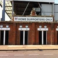 Photo taken at Craven Cottage by Michael B. on 3/21/2012