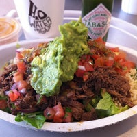 Photo taken at Chipotle Mexican Grill by Eliza C. on 5/8/2012
