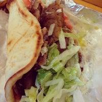 Photo taken at Steve's Greek Cuisine by Josue C. on 4/10/2012