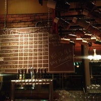 Photo taken at Arbor Brewing Company Microbrewery by Lyndsi W. on 8/22/2012