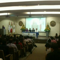 Photo taken at Facultad de Medicina (UANL) by Benny V. on 8/25/2012