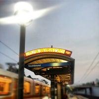 Photo taken at RTD Downtown Littleton Station by Patrick K. on 8/20/2012