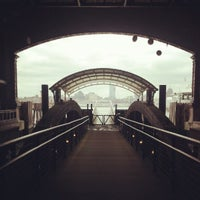 Photo taken at NY Waterway Ferry Terminal Hoboken South by Mannix t. on 6/14/2012