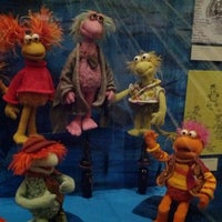 Photo taken at Center for Puppetry Arts by K. W. on 4/14/2012