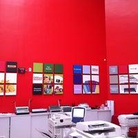 Photo taken at Office Depot by Oscar Alberto A. on 8/26/2012