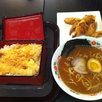 Photo taken at Manpuku Japanese Gourmet Town by Sherlyn L. on 2/19/2012