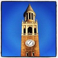Photo taken at University of North Carolina at Chapel Hill by Dave S. on 4/24/2012
