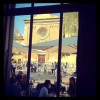 Photo taken at Fragments Cafè by Arnau M. on 4/1/2012