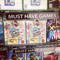 Photo taken at EB Games by Donna J. on 2/19/2012