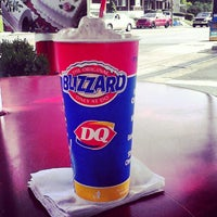 Photo taken at Dairy Queen by Shannon B. on 5/31/2012