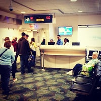 Photo taken at Spirit Airlines Flight 336 by Lauren B. on 6/1/2012