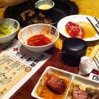 Photo taken at 牛角 藤沢店 by Kazuaki O. on 4/28/2012