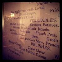 Photo taken at Marsh Tavern by Wade C. on 8/5/2012