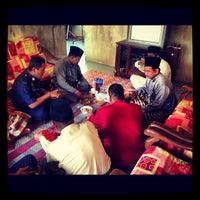 Photo taken at Kuarters Kakitangan PUSPEN Benta by Kaled E. on 8/19/2012