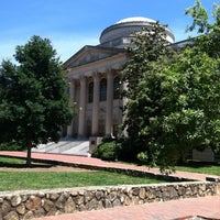 Photo taken at University of North Carolina at Chapel Hill by Carrie M. on 6/16/2012