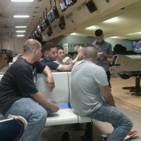 Photo taken at Custer Hill Bowling Center by Monica S. on 5/11/2012