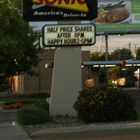 Photo taken at SONIC Drive In by April A. on 8/5/2012