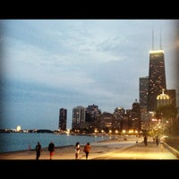 Photo taken at Chicago Lakefront Trail by Kaitlin W. on 7/23/2012