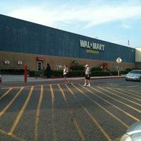 Photo taken at Walmart Supercenter by Marc S. on 7/6/2012